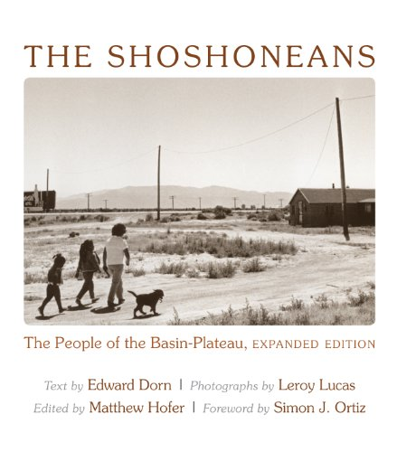 (The Shoshoneans: The People of the Basin-Plateau (Recencies: Research and Recovery in Twentieth-Century American Poetics))
