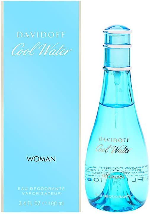 Davidoff Cool Water Woman Deo Vaporizador 100 ml