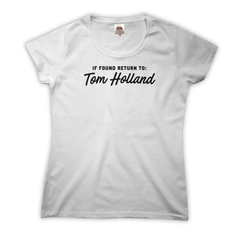 Outsider. Women's If Found Return to Tom Holland T-Shirt