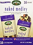 Second Nature Naked Medley Sun-Dried Raisins, Whole Almonds and Cashews, 16 Count