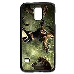 Tomb Raider 2017 Fit Series Case Cover For Samsung Galaxy S5 - Online Case