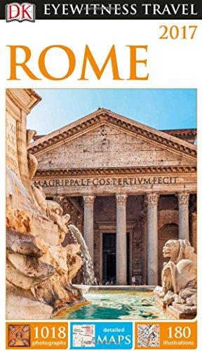 DK Eyewitness Travel Guide: Rome (Best Paris Travel Deals)