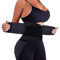 Waist Trainer Belt for Men Women Corset Body Shaper Belt Tummy Slimming Belt Cincher