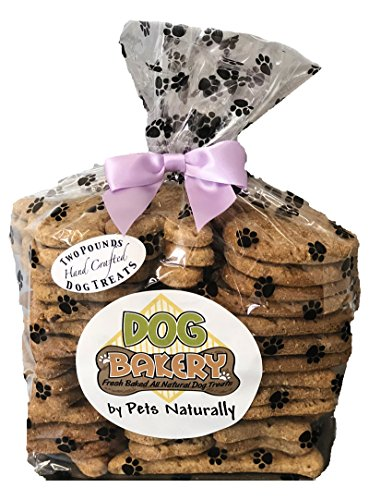 (2lb Sampler Dog Treats Fresh Baked All Natural Dog Bakery Treats)