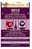 2019 Monthly Lottery Predictions for Pick 3 Cash