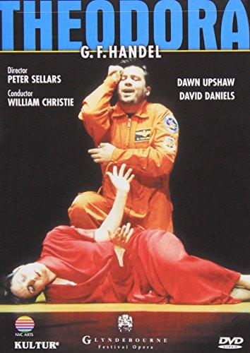 Handel - Theodora/Peter Sellars · William Christie · Upshaw, Hunt, Daniels, Croft · Glyndebourne Opera by Kulter