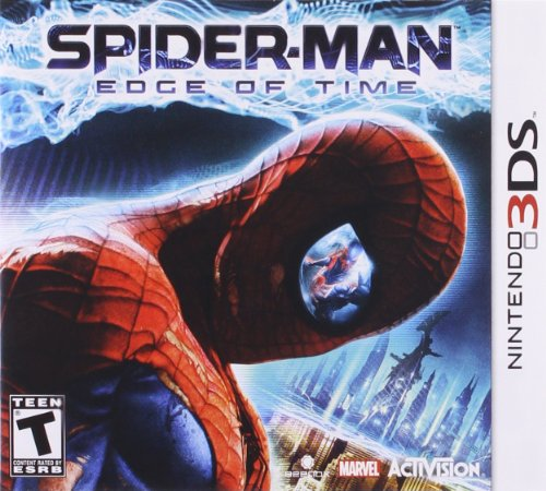 Spider-man: The Edge of Time - Nintendo 3DS (Amazing Spiderman 3ds Game)