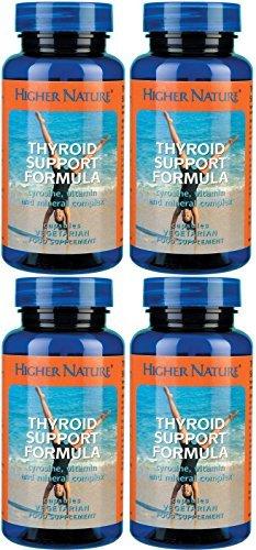 - Higher Nature - Thyroid Support Formula | 60's | BUNDLE by Higher Nature by HIGHER NATURE - UK ONLY