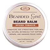 Bearded Gent | Beard Balm Spiced Tobacco Leave-in All Natural Butters & Oil Beard Conditioner Review