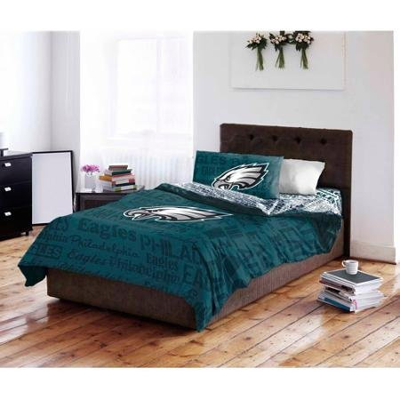 NFL Philadelphia Eagles Bedding Set, QUEEN by Northwest
