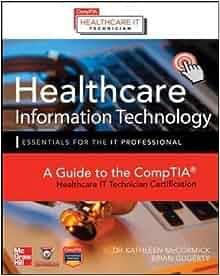 Comptia healthcare it technician book pdf