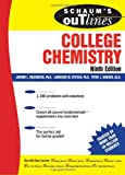 Schaum's Outline of College Chemistry, 9ed (Schaum's Outline Series), Jerome Rosenberg, Lawrence Epstein, Peter Krieger, 0071476709