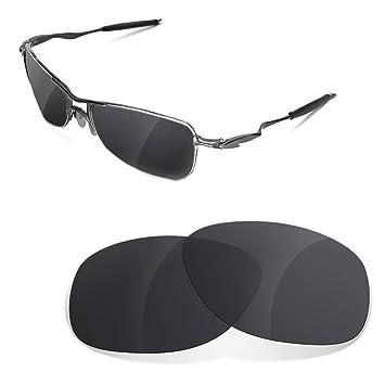 Ersatzgläser für Oakley Crosshair 1.0 | Black Iridium | Sunglasses Restorer