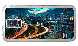 Hipster most protective Samsung Galaxy S5 Case bangkok PC Transparent for Samsung S5