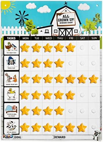 Kids A4 Size Magnetic BEHAVIOUR REWARD Chart Sheet Childrens THE AVENGERS