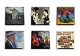 Hudson Hi-Fi Wall Mount Vinyl Record Display