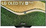 LG OLED55B9PUA B9 Series 55' 4K Ultra HD Smart OLED TV (2019) (Renewed)