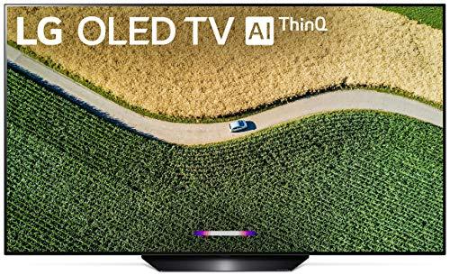LG OLED55B9PUA B9 Series 55″ 4K Ultra HD Smart OLED TV (2019) (Renewed)