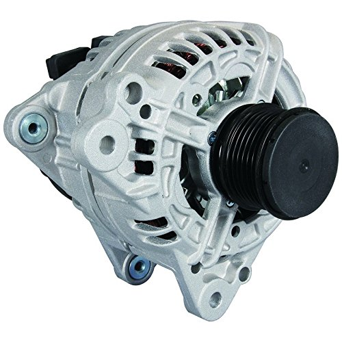 2003 Volkswagen Jetta Alternators - Premier Gear PG-13853 Professional Grade New Alternator