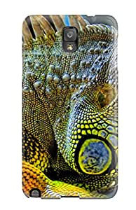 Awesome Lizard Flip Case With Fashion Design For Galaxy Note 3