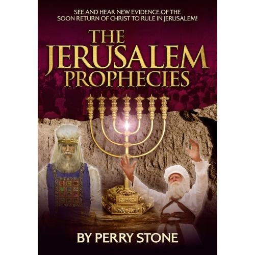 DVD-The Jerusalem Prophecies-Perry Stone