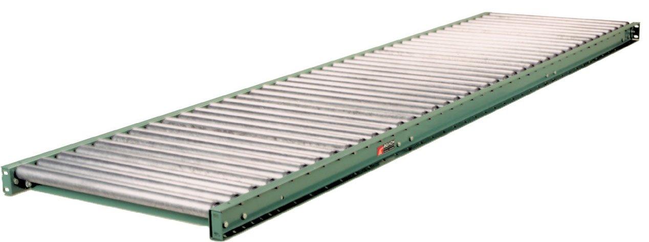 Roach Conveyor 196G-39-3-H5 5 Ft Conveyor With 3 In Roller Centers : 39 In In Mdrc-39-3-5 Roller Center: 3 In Length: 5 Ft : 42 In Oa Width In Between Frame