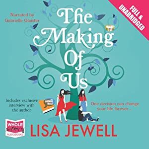 The Making of Us Audiobook