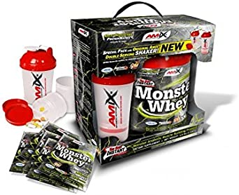 Monster Whey Protein - Chocolate, 2300 grs: Amazon.es ...