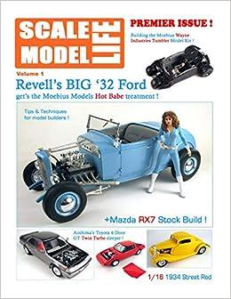 Scale Model Life: Building Scale Model Kits Magazine (Volume 1