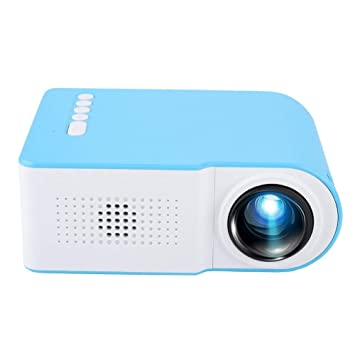 Mini Proyector, 1080P LCD Video proyector Full HD, Cine en ...