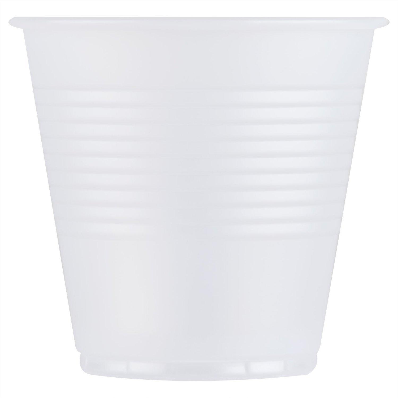 DART Conex Translucent Plastic Cold Cups, 5 oz, 2500/Carton by DART (Image #2)