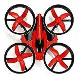 RC Mini Quadcopter 2.4G 4CH 6 Axis RTF RC Tiny Gift