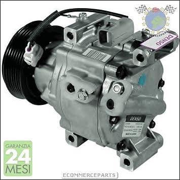 CCL Compresor Aire Acondicionado SIDAT Toyota Corolla Diesel 2: Amazon.es: Coche y moto