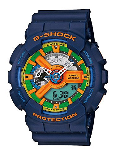 Casio G Shock Ga 110Fc 2Aer Armbanduhr Limited