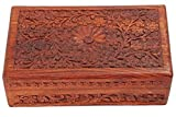 Best IndiaBigShop Carving Woods - Special Gift your lovely sister at Rakhi Occasion Review