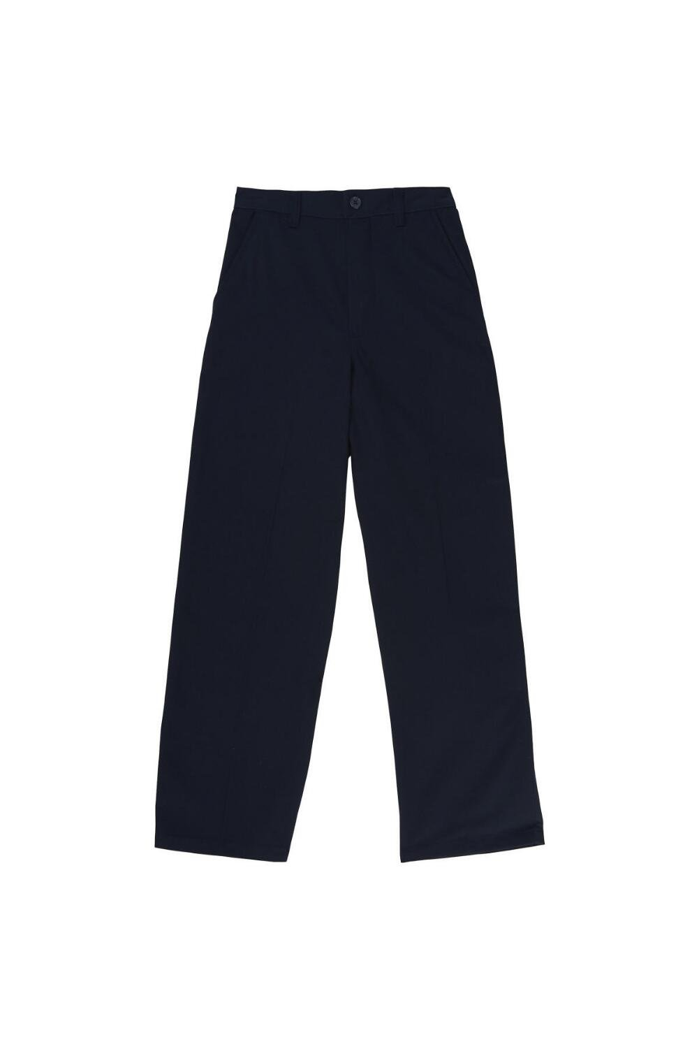 French Toast Little Boys' Pull On Pant, Navy, 5
