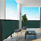 DearHouse Balcony Privacy Screen Cover, 3.5ft