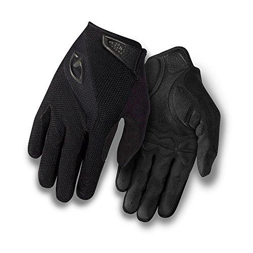 Gloves Bravo (Giro Bravo Gel LF Glove - Men's Black, L)