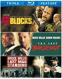 Bruce Willis Triple Feature (The Last Boy Scout / Last Man Standing / 16 Blocks) [Blu-ray] by Warner Home Video