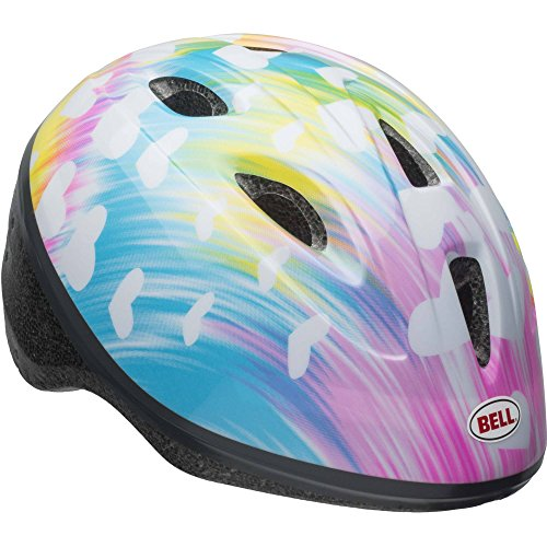 Bell Sports Grasshopper Streaming Hearts Girls Toddler Helmet