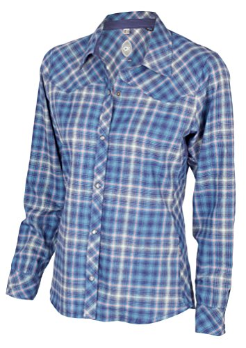 Club Ride Apparel Women's Club Ride Liv'N Flannel Long Sleeve Cycling Jersey