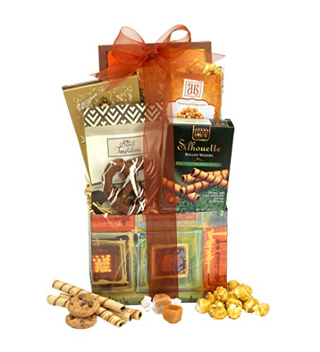 Broadway Basketeers Impressions Gift Basket (Baked Good Gift Baskets)