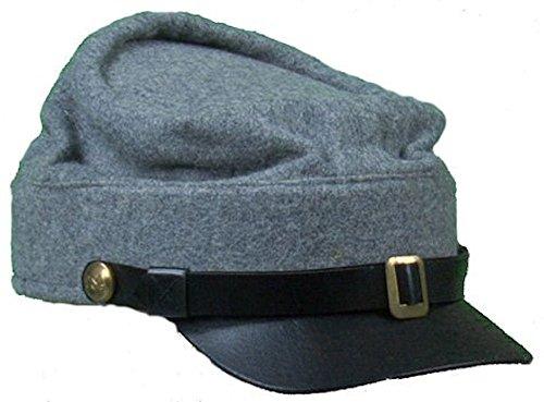 Military Uniform Supply Civil War Reproduction Confederate Kepi Cap (7.00 | Small)]()
