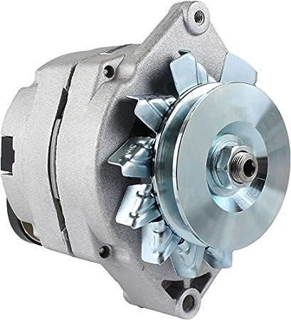 Hook up tachometer alternator