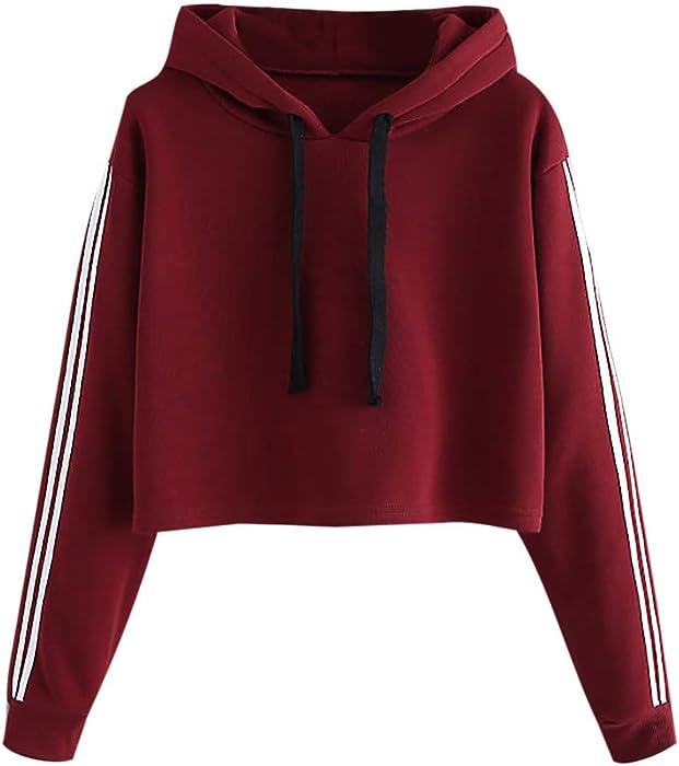 Women Loose Long Sleeve Ladies Sweatshirt Jumper Pullover Tops Blouse Women's Clothing