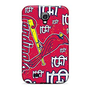 Forever Collectibles St. Louis Cardinals Hard Snap-on Galaxy S4 Cases