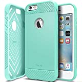 Image of iPhone 6/6S Case, OBLIQ [Flex Pro][Mint] Thin Slim Fit Armor Sturdy Bumper TPU Rubber Soft Flexible Shock Scratch Resist Protective Case for iPhone 6s (2015) & iPhone 6 (2014)