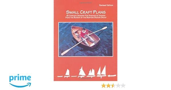 Small Craft Plans: Jay Benford: 9781888671056: Amazon com: Books
