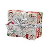 Swell Christmas 18pc Fat Quarter 18''x21'' Bundle - Moda