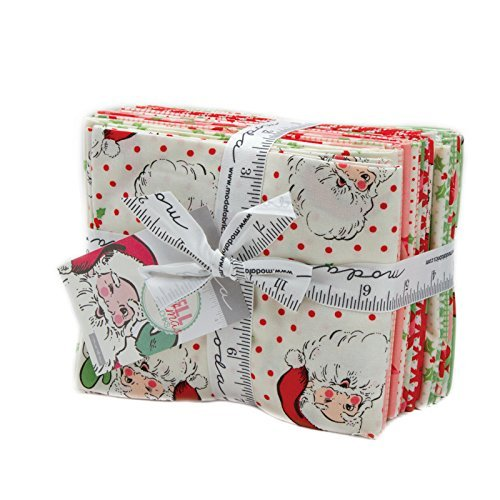 Swell Christmas 18pc Fat Quarter 18''x21'' Bundle - Moda by Moda Fabrics